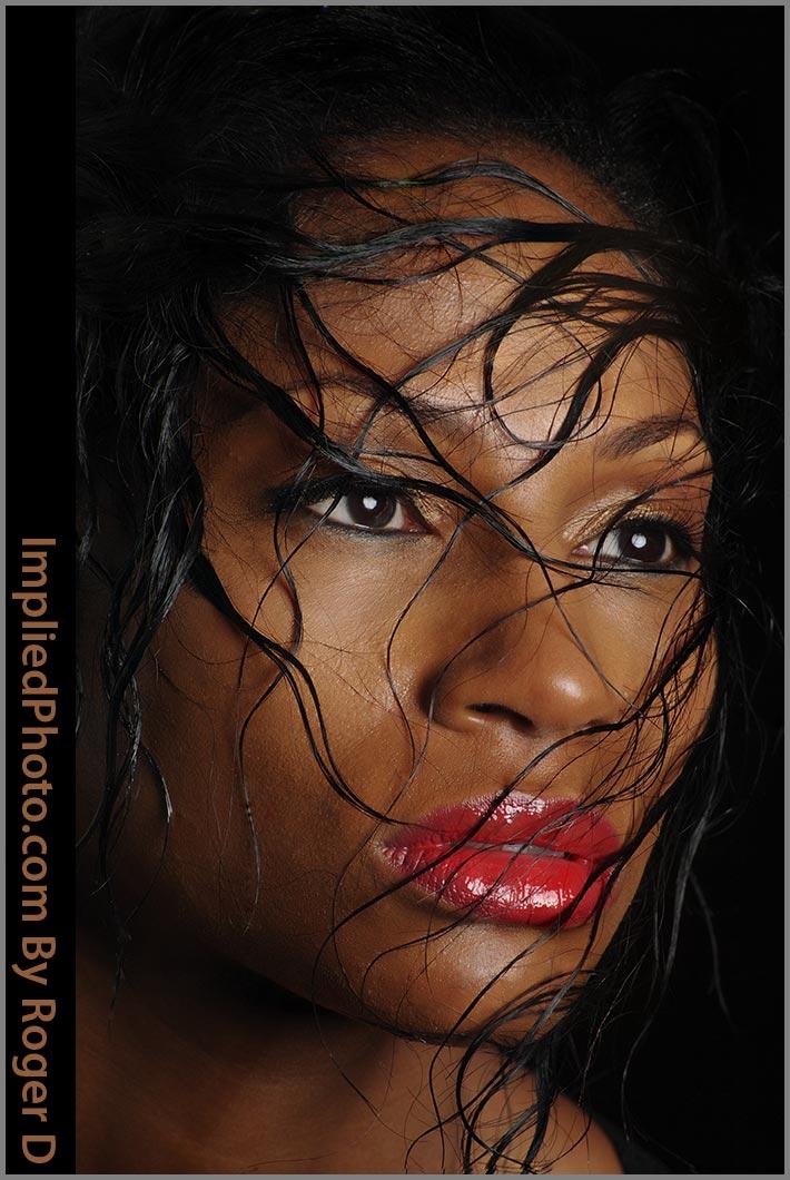 Makeup/Model: Tonya